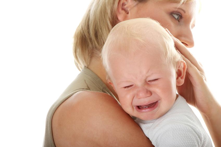 Faire face aux pleurs de bébé