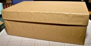 Étape 3 : le couvercle de la boite de rangement