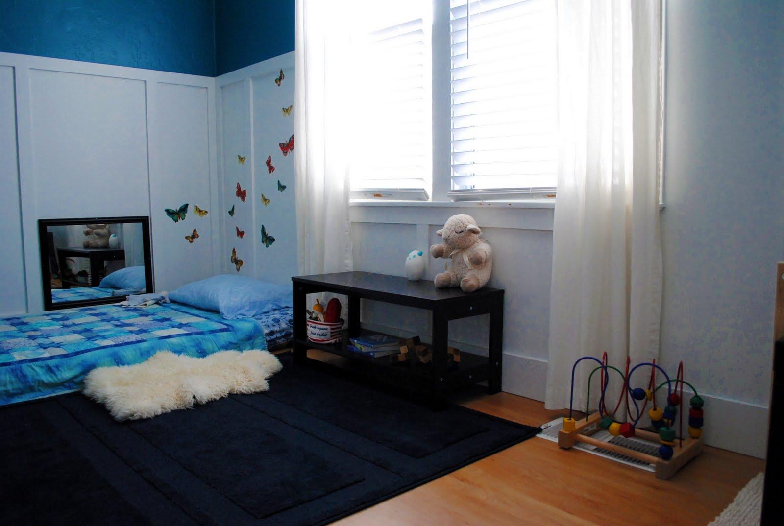 Chambre ado montessori for Chambre montessori 6 ans