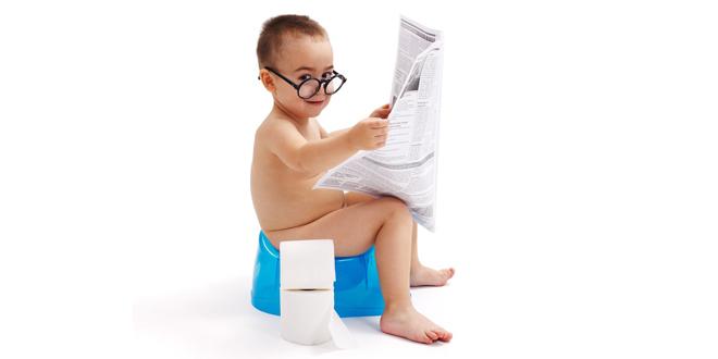 Comment un enfant apprend à être propre ?
