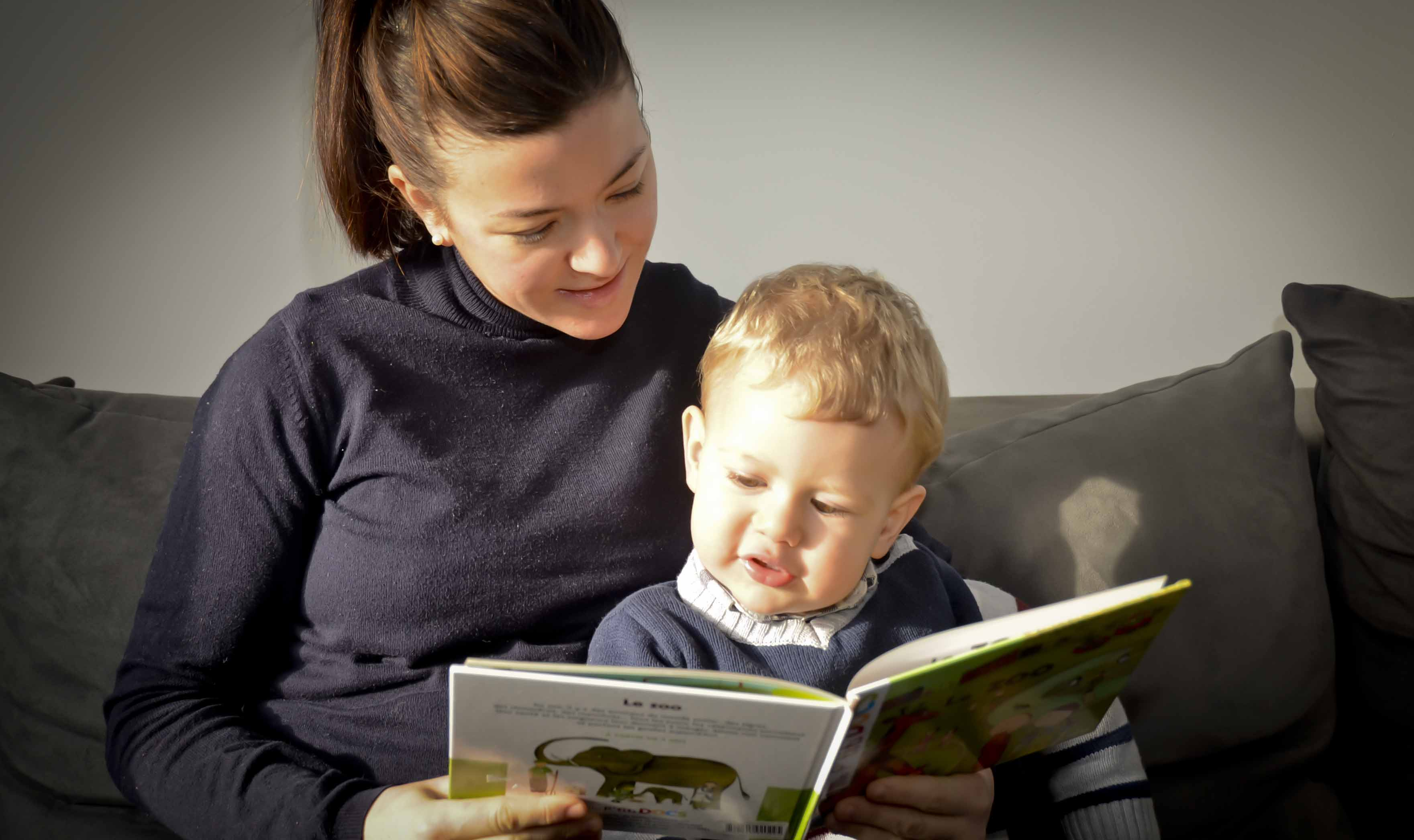 Pédagogie Montessori : 3 choses à savoir pour choisir un livre pour enfant