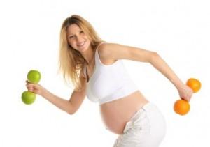sport à 6 mois de grossesse