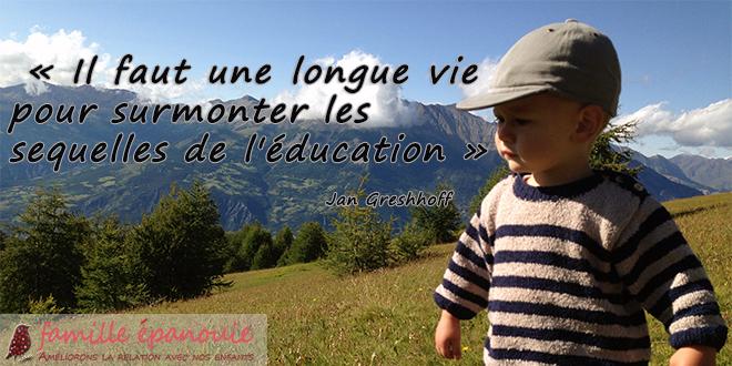 L'éducation bienveillante, un gage de confiance et d'empathie