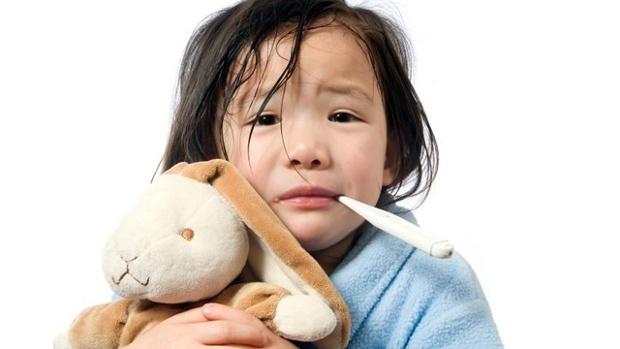 Comment faire baisser la fièvre chez l'enfant ?