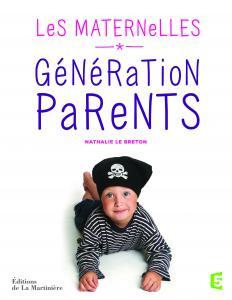 livre génération parents - les maternelles
