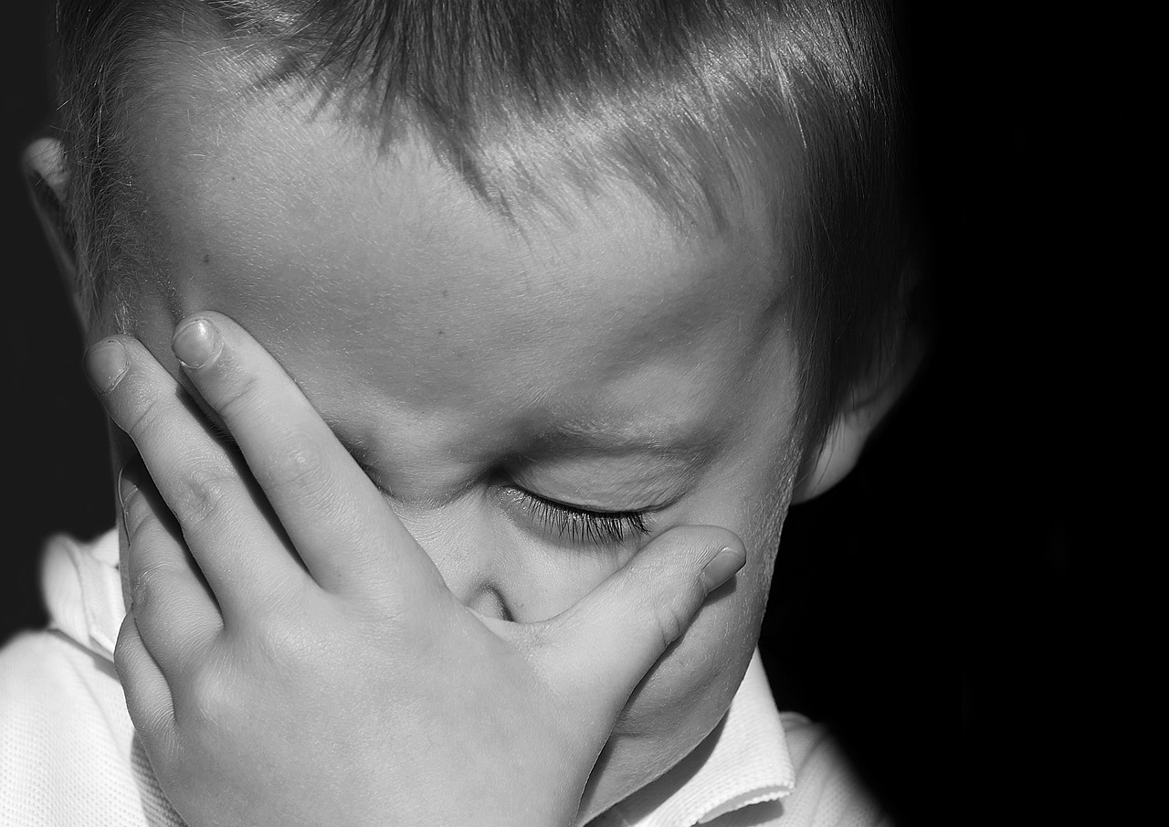 Les 5 peurs les plus fréquentes chez les enfants