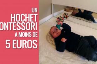 Hochet Montessori