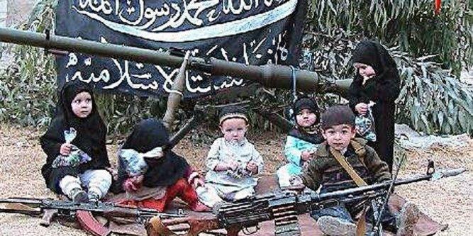 enfants ief djihad