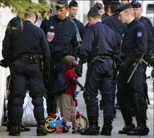Policier ief