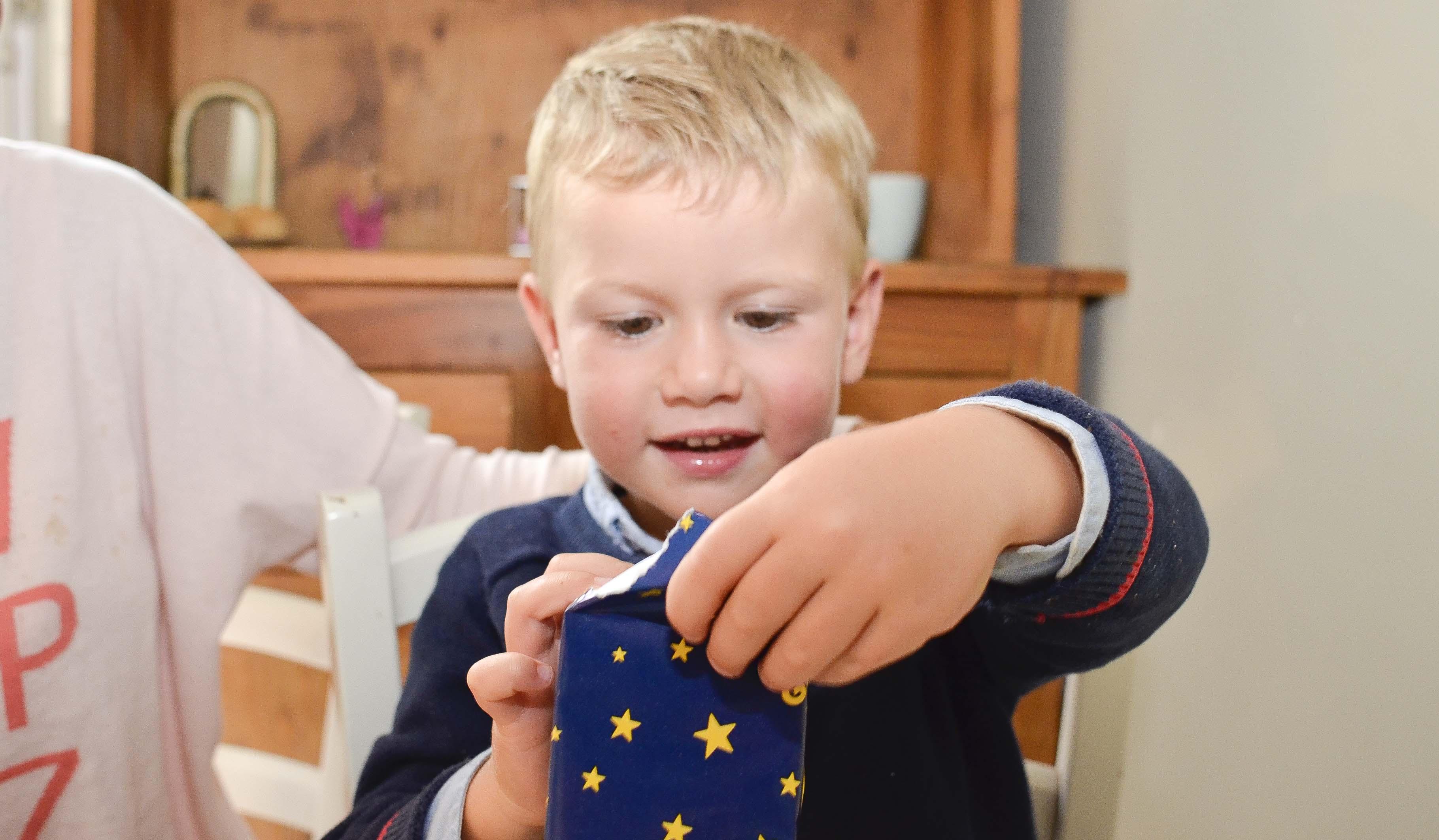 Idées cadeaux pour un enfant de 4 ans. Tous nos bons conseils !