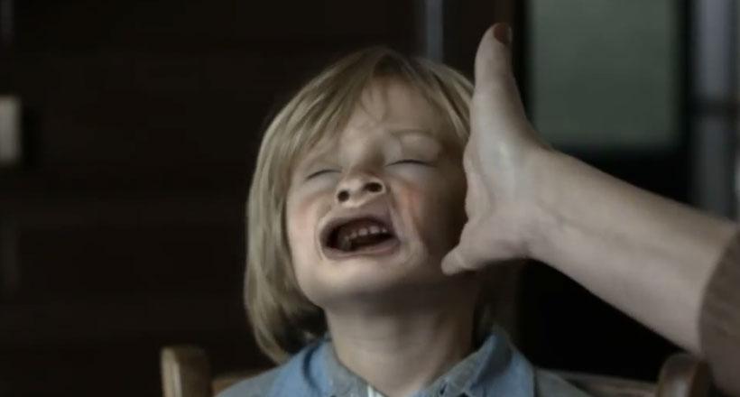 gifle enfant
