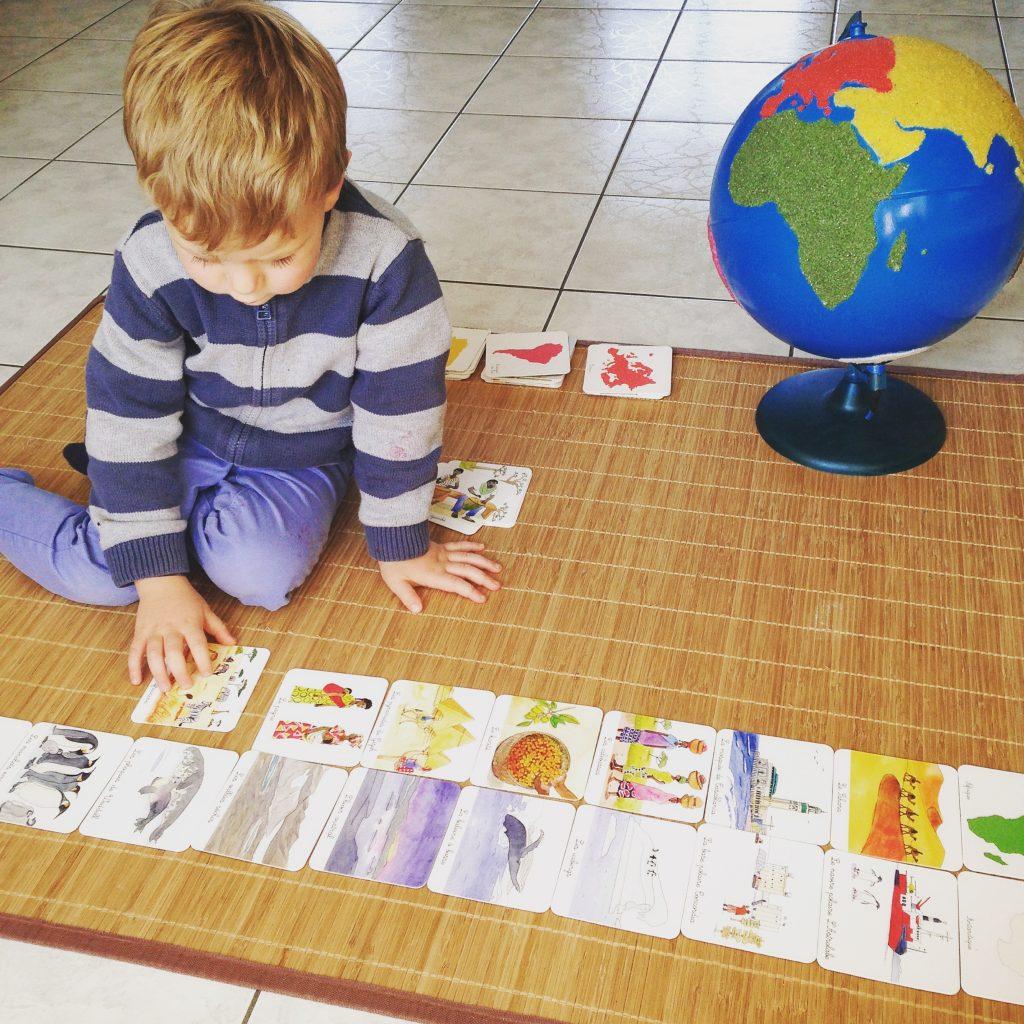 coffret Montessori