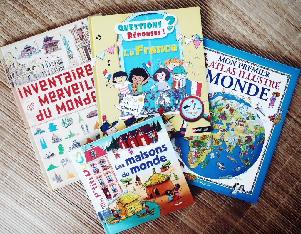 livres géographie