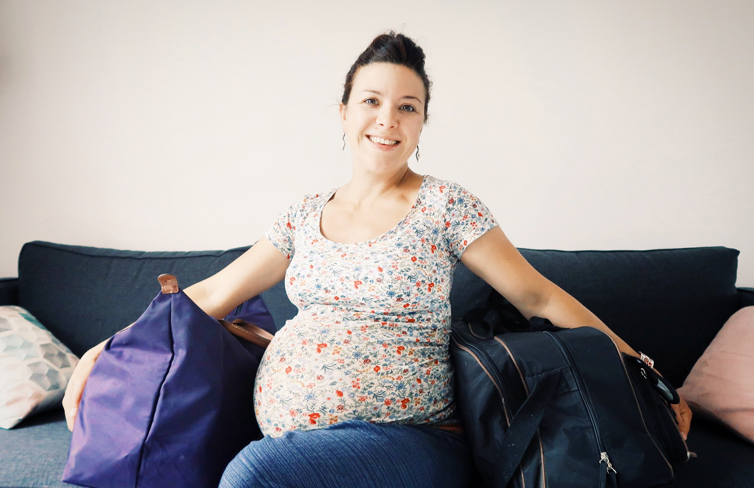 Valise maternité : La liste de mes essentiels pour un séjour serein !