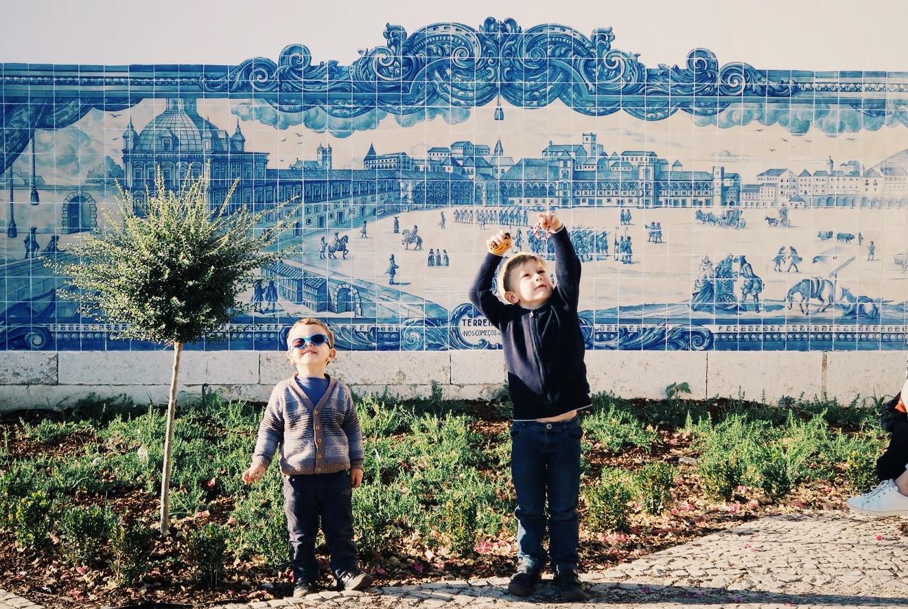 Que faire à Lisbonne en famille? Quoi visiter avec les enfants pour un séjour unique !