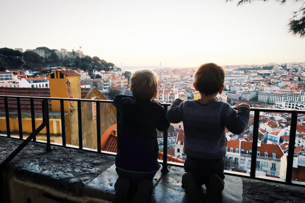 Mirador Senhora Do Monte à Lisbonne