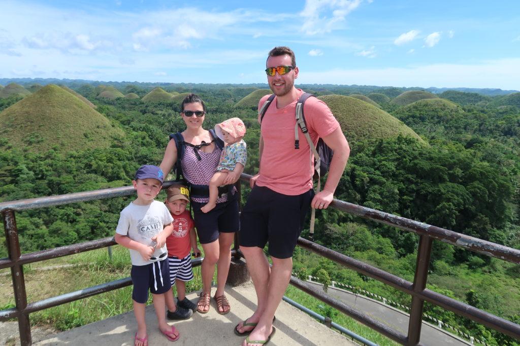 Voyager aux Philippines en famille