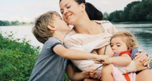Allaitement maternel prolongé d'un bambin