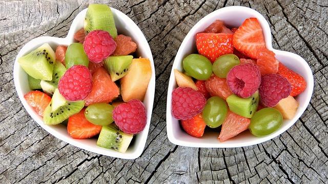 Goûter équilibré aux fruits