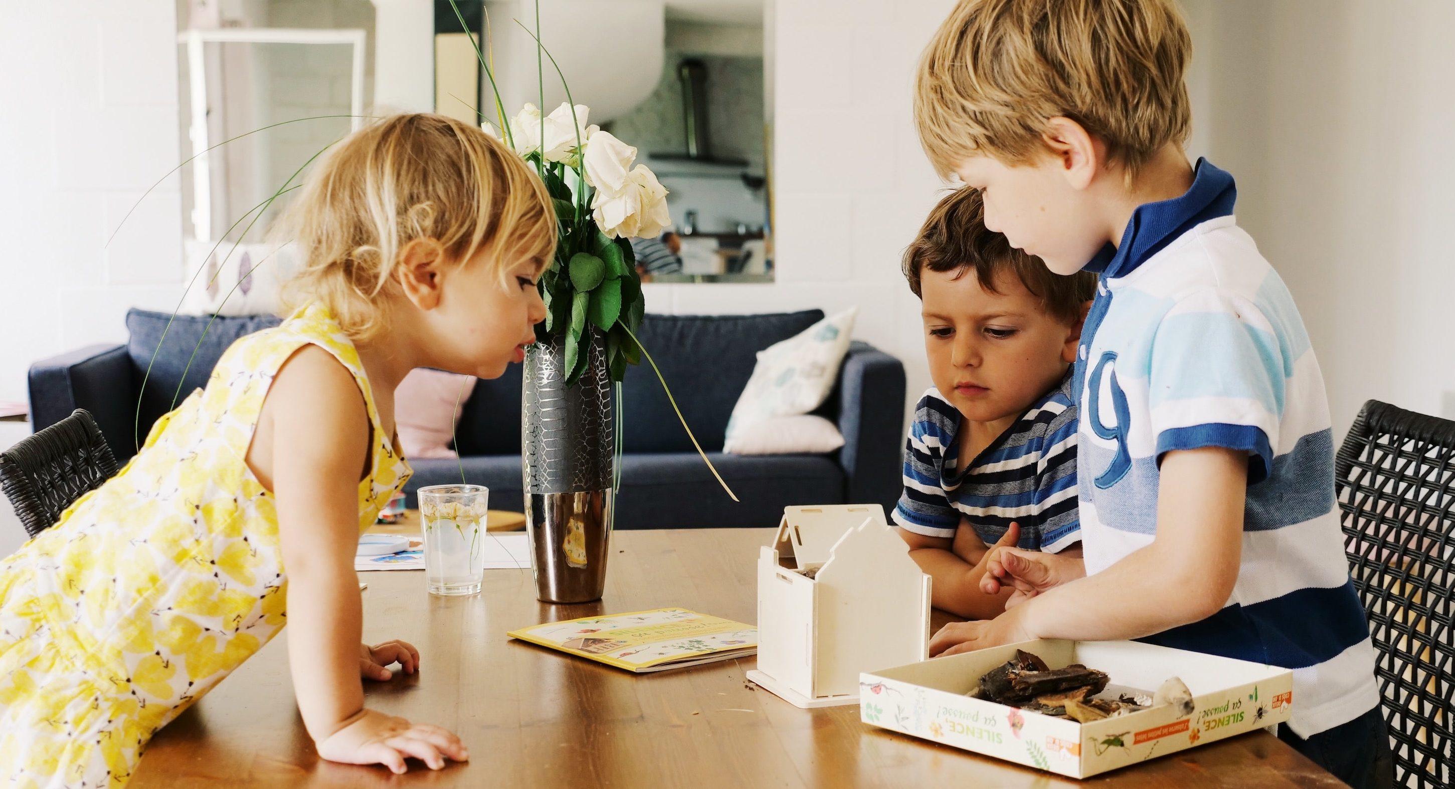 5 Actions pour Initier les Enfants au Zéro Déchet