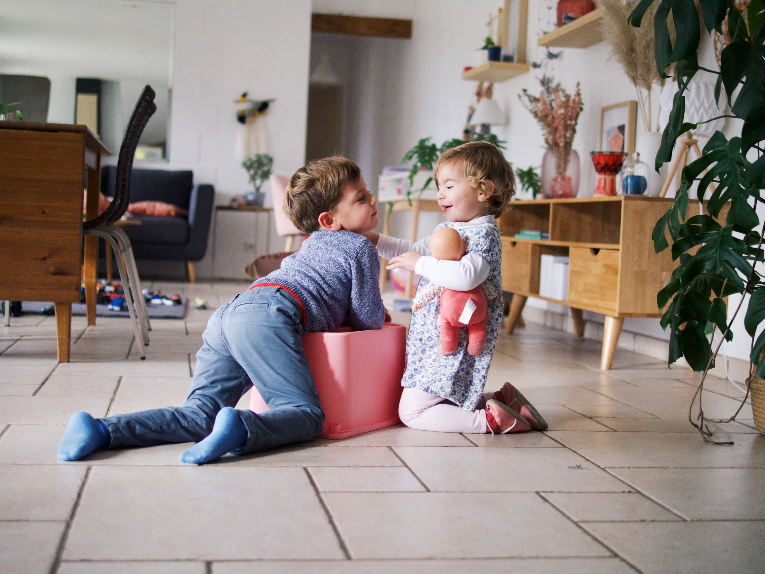 gérer son stress quand on est parent