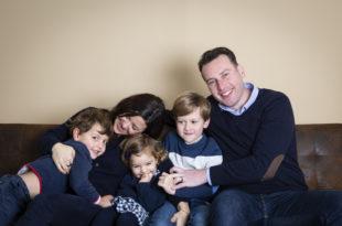 Relations sereines épanouies avec ses enfants